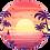 Thumbnail: שקיעה בחוף