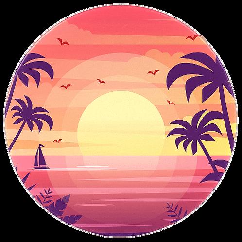 שקיעה בחוף