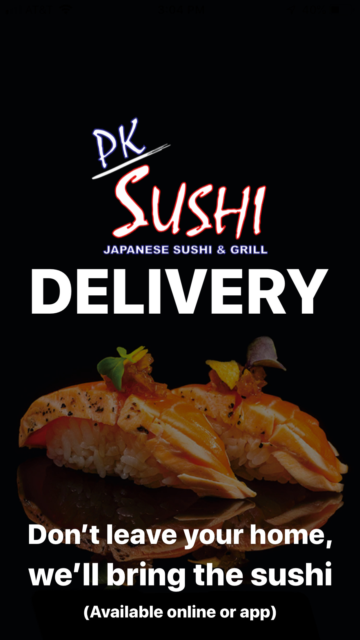 PK Sushi Delivery