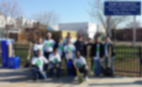 Philly Spring Cleanup 2014