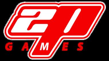 2P Games logo, Pawel Pieciak, indie games deveoper, programming services