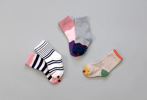 Socken im 5er-Pack - Woodland