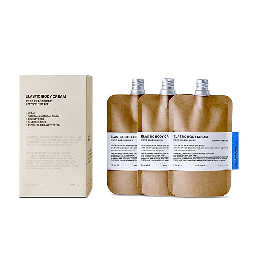 Bodylotion Water Blanc im 3er-Pack