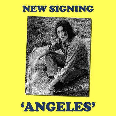 NEW SIGNING - 'Angeles'