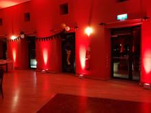 Uplit Dining Hall