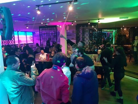 Kenzo 72 party
