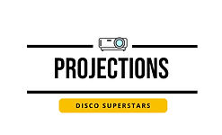 Disco Superstars Projections Logo