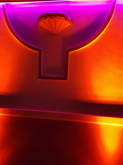 Uplit light fixture