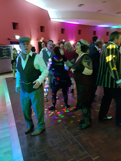 Serco Christmas Party 2019