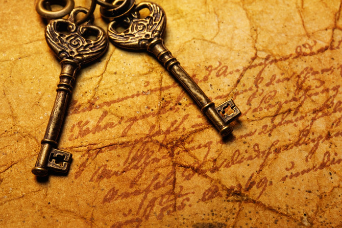 The Two Keys of Faith