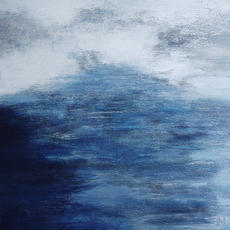 """SOLD """"Peaceful waves"""""""
