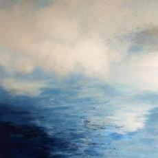"SOLD ""Fog over sea"""