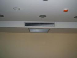 Tavan Tipi Fan Coil Sistemi