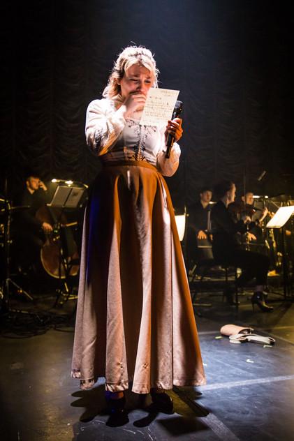 Erica Nicole Rothman (as Elena), Mascherato Workshop 2017