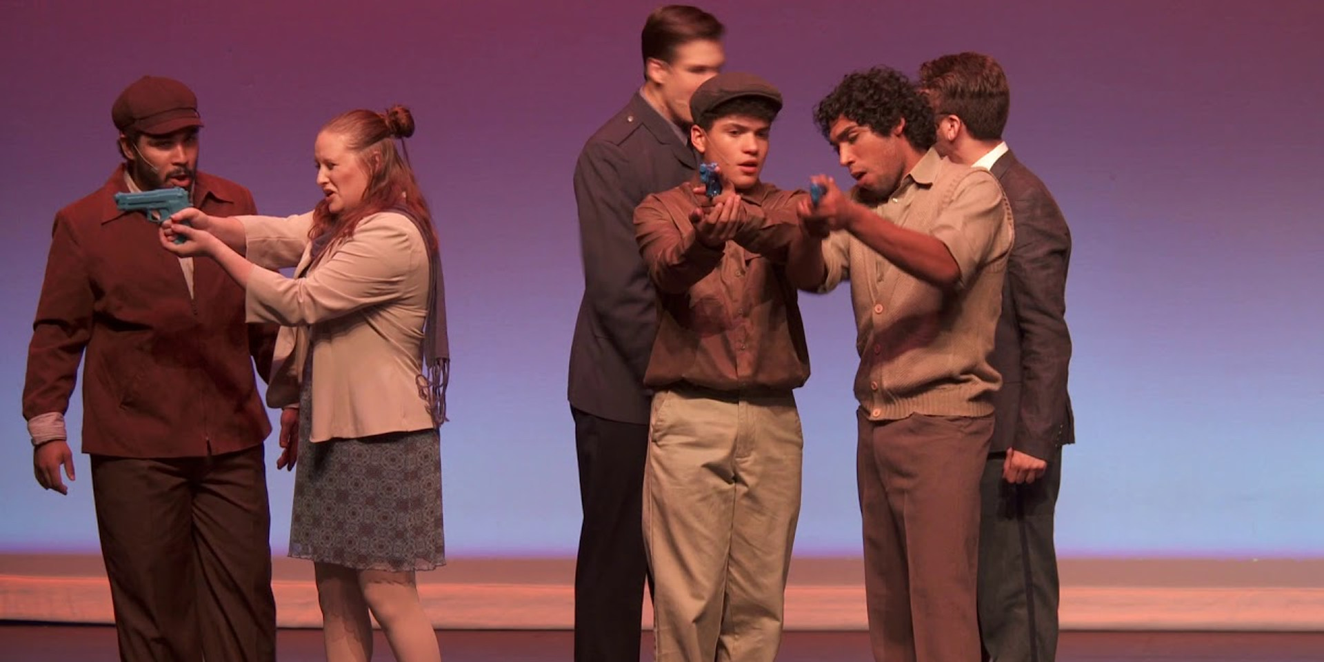 Act 1, Scene 20 - Tomorrow We Rise
