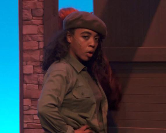 "Act 2, Scene 12 - ""Drake Visits Menut"""
