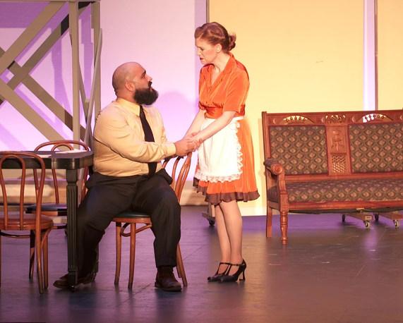"""Act 1, Scene 7 - """"Enough Already"""""""