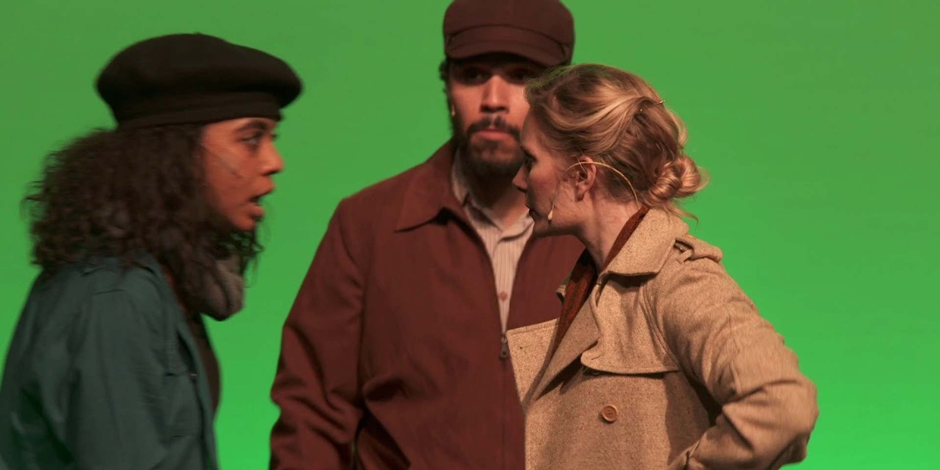 "Act 2, Scene 16 - ""Betrayed"""