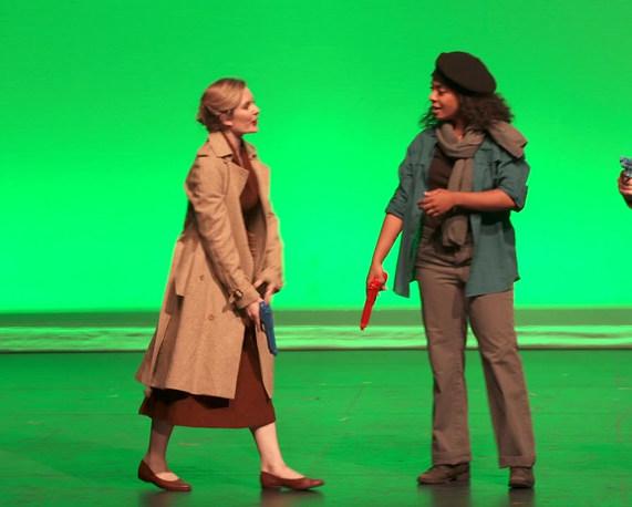 "Act 2, Scene 15 - ""Betrayed"""