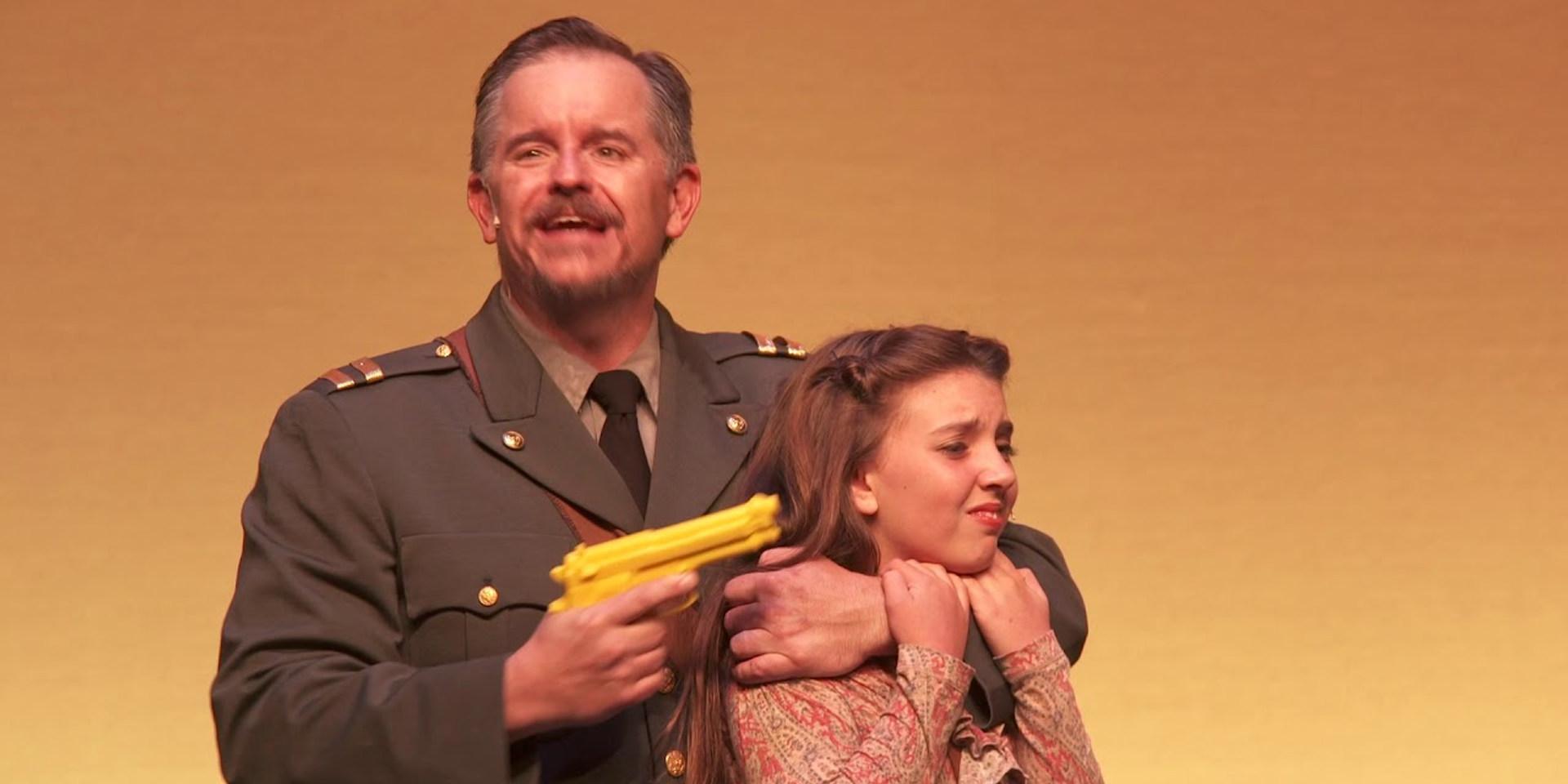 """Act 2, Scene 20 - """"Detonation"""""""