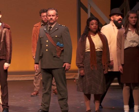 """Act 2, Scene 1 - """"Three Years"""""""