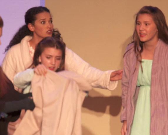 "Act 2, Scene 8 - ""Hunt in Limoges"""