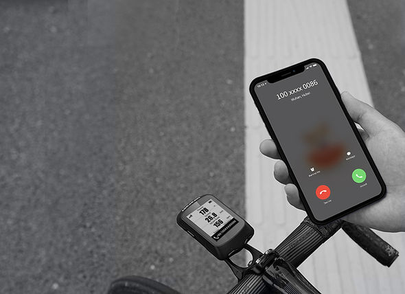 GPS Cycling Computer-iGS520-Function (11