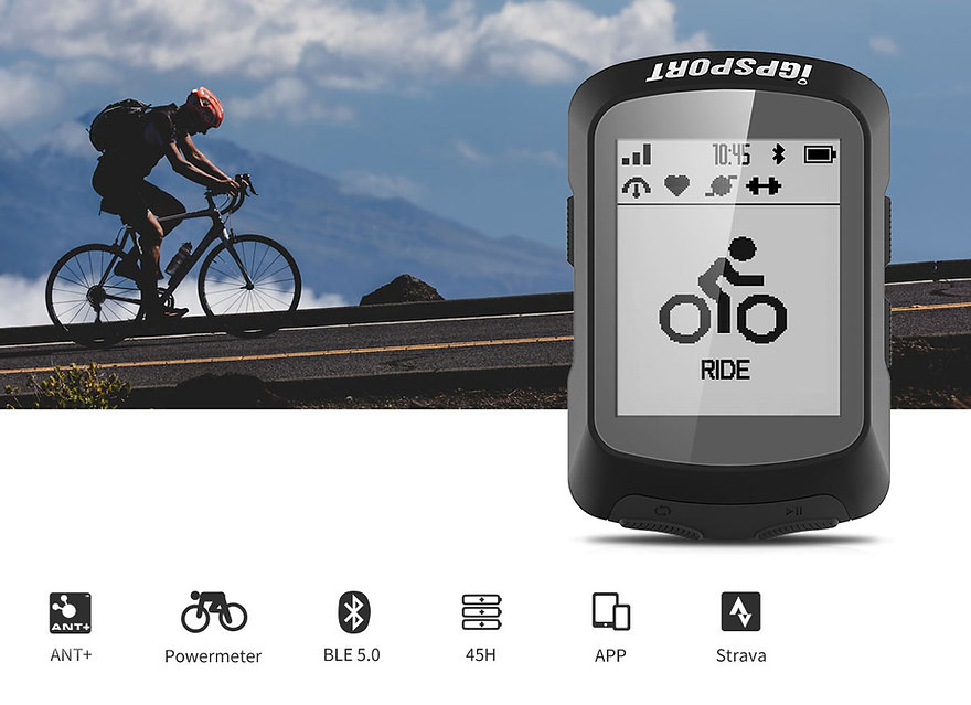 GPS-Cycling-Computer-iGS520-Function-(13