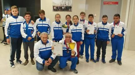 Израильтяне - призеры III Всемирных игр юных соотечественников