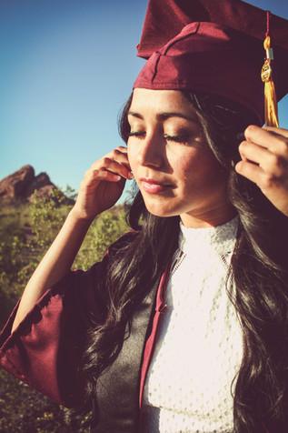 Cassidy's Graduation