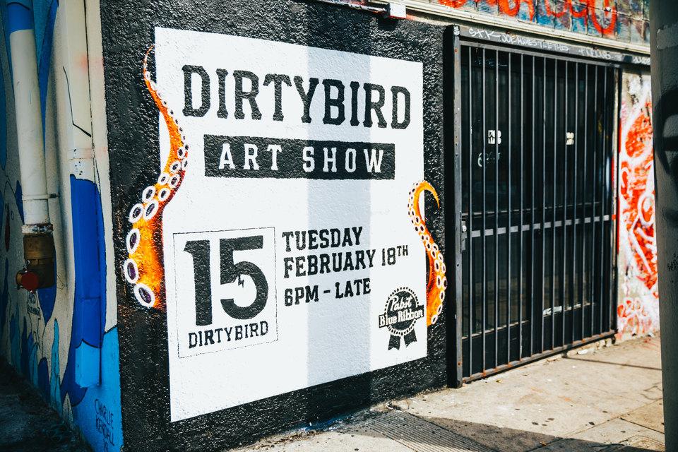 Dirtybird Art Show