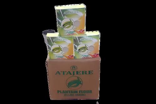 Atajere Plantain Flour - Carton 400g