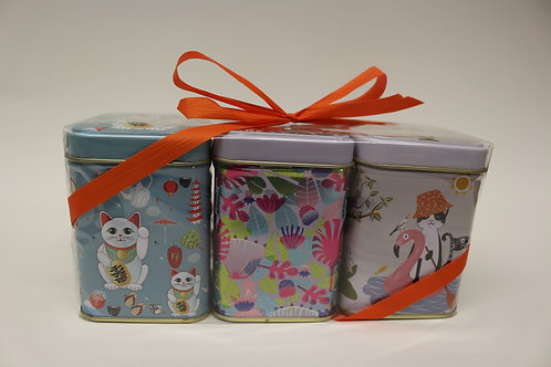 COFFRET ASSORTIMENT - INFUSIONS