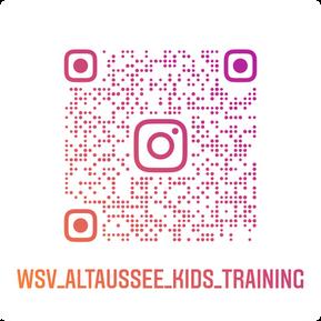 WSV Kids Training, neu auf Instagram!