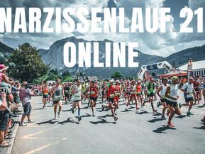 Narzissenlauf 2021 findet online statt