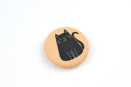 HALLOWEEN CAT | SINGLE MAGNET