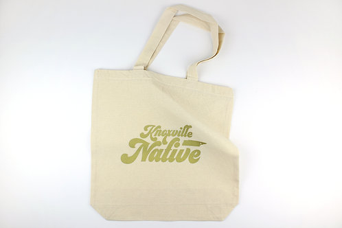 KNOXVILLE NATIVE | TOTE BAG | WHOLESALE