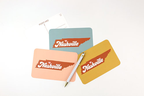 RETRO CITY LOVE | POSTCARDS | WHOLESALE