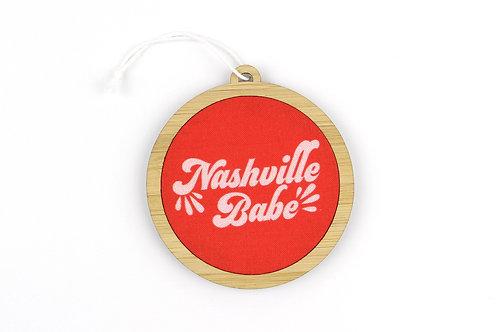NASHVILLE BABE | ORNAMENT