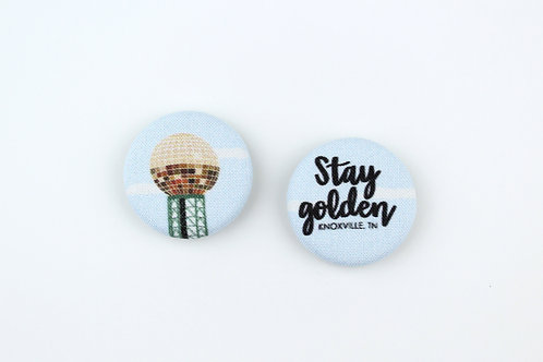 STAY GOLDEN | SET OF 2 MAGNETS | WHOLESALE