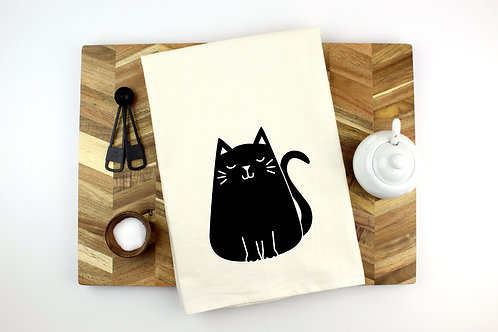 BLACK CAT | KITCHEN TOWEL | WHOLESALE