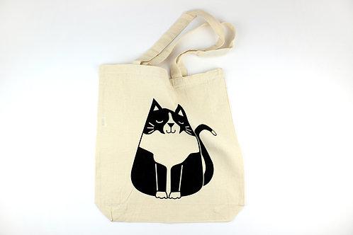 TUXEDO CAT | TOTE BAG | WHOLESALE