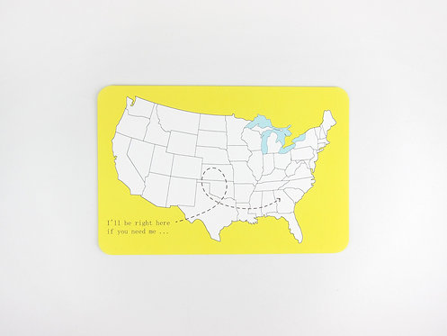 I'LL BE RIGHT HERE   POSTCARDS   WHOLESALE