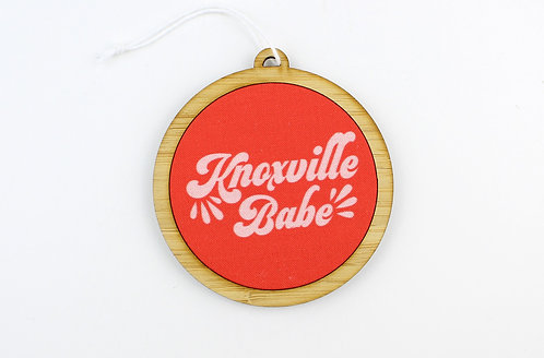 KNOXVILLE BABE | ORNAMENT