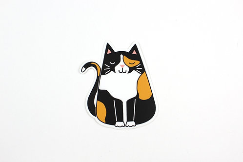 CALICO CAT | STICKER