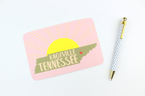 SUNSHINE KNOXVILLE | SET OF 3 OR MORE POSTCARDS