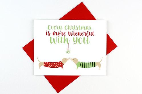 MORE WIENERFUL | CARD