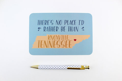 THERE'S NO PLACE I'D RATHER BE | SET OF 10 OR MORE POSTCARDS