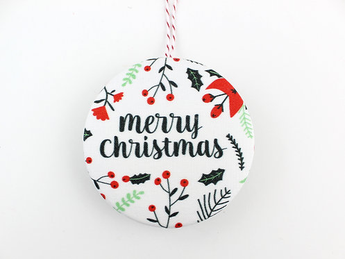 MERRY CHRISTMAS | ORNAMENT