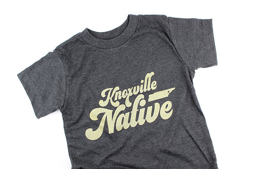 KNOXVILLE NATIVE | KIDS TEE